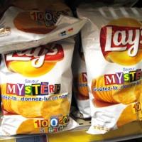 Les chips mystérieux, façon Harry Potter