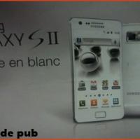 Samsung Galaxy blanc : le grand rival de l'iPhone blanc ?