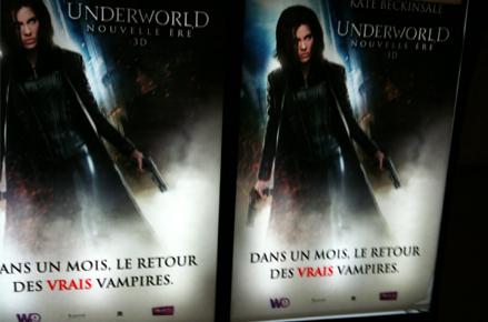 Underworld 3D nouvelle ère : le retour des vrais vampires