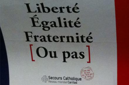 Liberté Egalité Fraternité ou pas