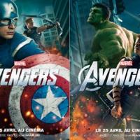 The Avengers : sans peur et sans base line