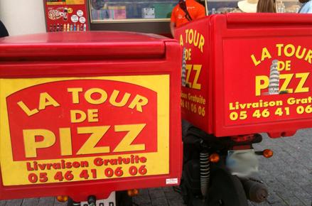 Pizzéria, la Tour de Pizz