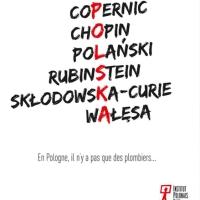 Qui peut citer le nom de 6 Polonais (qui ne soient pas des plombiers) ?