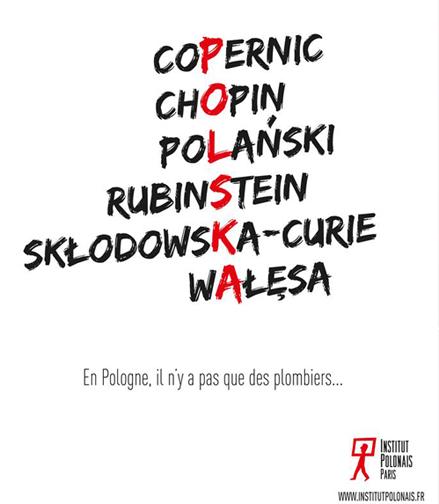 En Pologne, il n'y a pas que des plombiers
