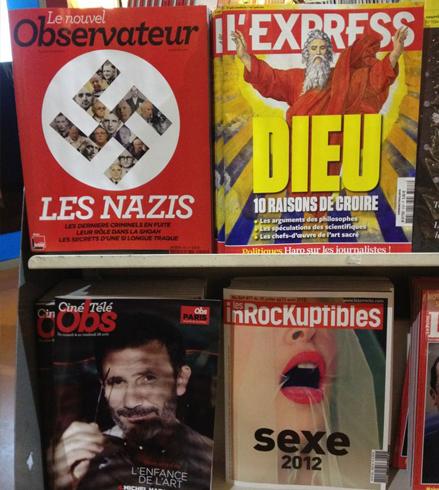 Dieu, le sexe et les nazis