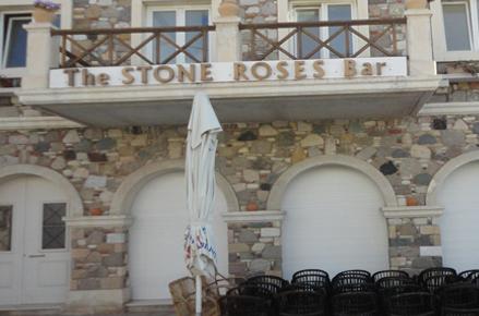 Stone Roses bar
