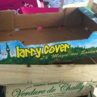 Larry Cover : la magie des saveurs
