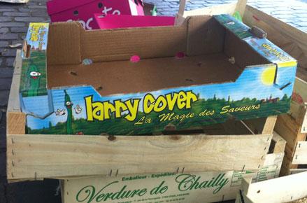Cagette Harry Cover, la magie des saveurs