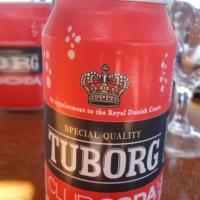 Ceci n'est pas une bière Tuborg