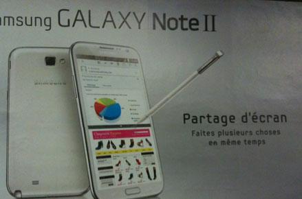 """Affiche Samsung """"faites plusieurs choses en même temps"""""""