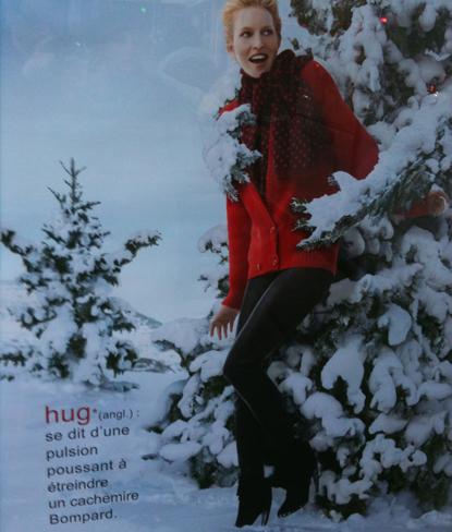 Affiche Bompard Hug