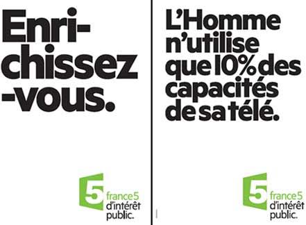 France 5 : enrichissez-vous
